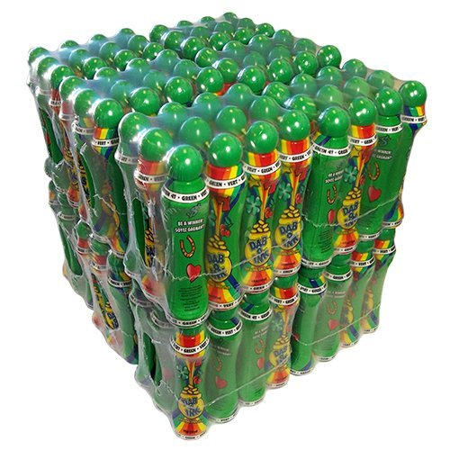 Dab-O-Ink Full Case 4oz Green Bingo Dauber