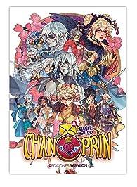 Chan-Prin 4 par  Xian Nu Studio