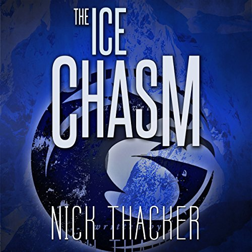 The Ice Chasm audiobook cover art