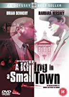 A Killing in a Small Town [DVD]