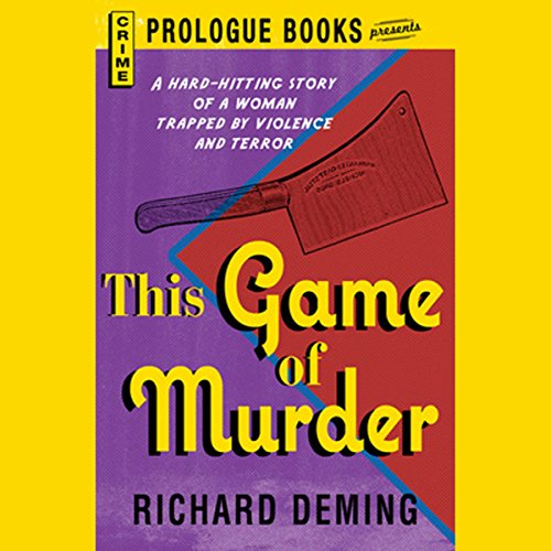This Game of Murder audiobook cover art