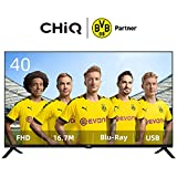chiq l40g4500 40 full hd led lcd tv,40 pouces (101cm), titple tunner (dvbt / t2 / c / s2), lecteur multimédia via port usb téléviseur,dolby audio,3 hdmi, 2 usb, direct led, [energy class a]