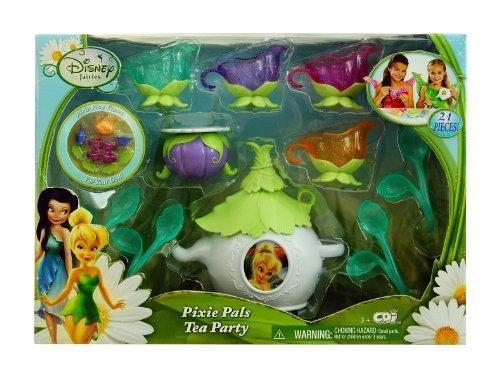 Disney Fairies Tinker Bell Garden Party Tea Set