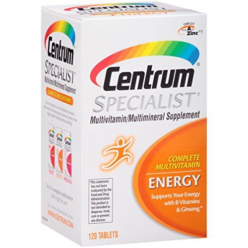 Centrum Specialist Energy Complete …