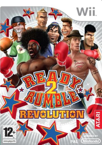Atari  Ready 2 Rumble Revolution (Wii)