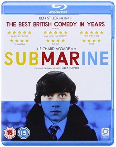 Submarine [Edizione: Regno Unito] [Reino Unido] [Blu-ray]