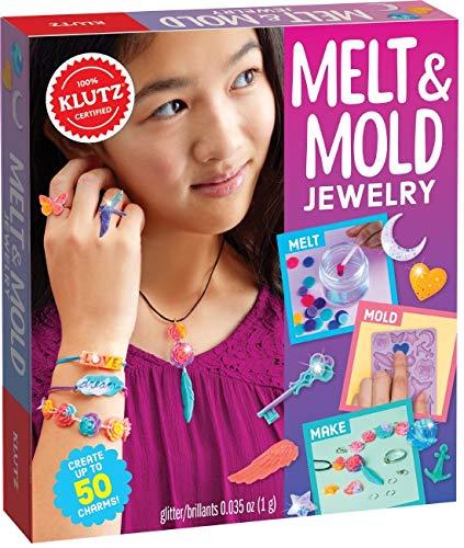 Klutz Melt & Mold Jewelry Craft Kit