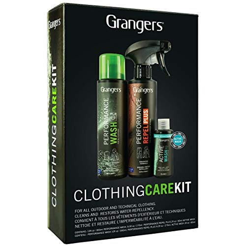 Grangers Clothing Care Kit Repel, durchsichtig, OneSize