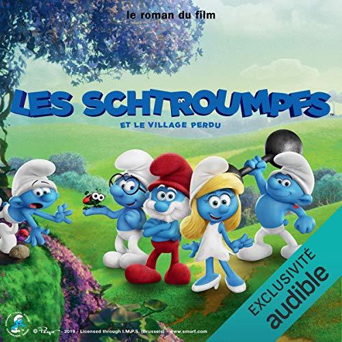 Les Schtroumpfs et le village perdu cover art