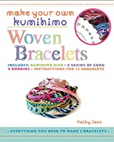 Make Your Own Kumihimo Woven Bracelets