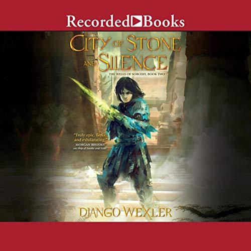 Page de couverture de City of Stone and Silence