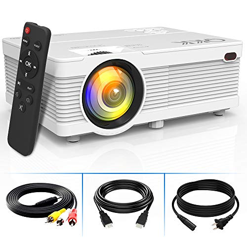 4500Lumens LCD Projector- Full HD 1080P Supported