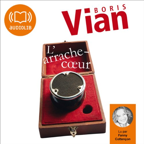 L'arrache-cœur audiobook cover art