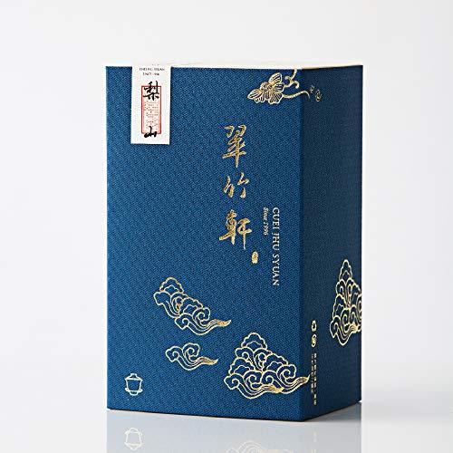 Cui Zhu Xuan Taiwanese Lishan Polar Altitudes Loose Leaf Oolong Tea   Natural Floral Flavor   Lightly Oxidized High Mountain Oolong Tea 150g