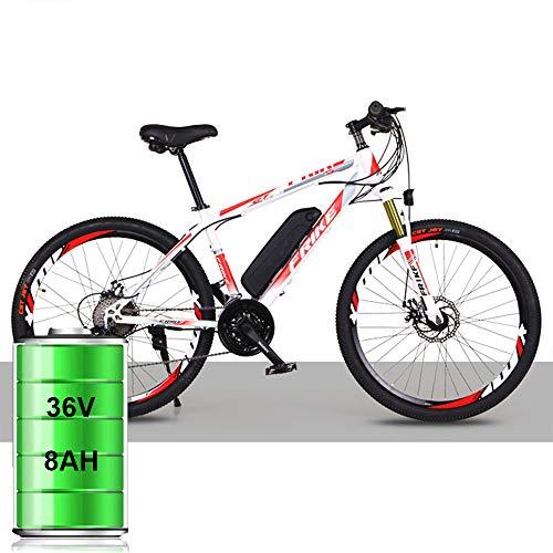 YBCN Una Versión Mejorada De Una Bicicleta De Montaña Eléctrica con Un...