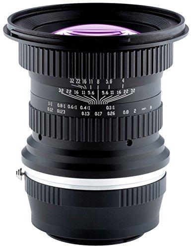 Opteka 15mm f/4LD UNC AL 1: 1Makro Weitwinkel FULL Rahmen Objektiv für Fuji X Mount Digitalkameras (eos-fuji X)