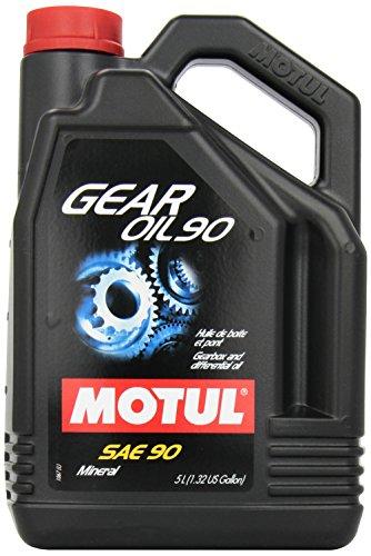 Huile Motul Gear SAE mildlegiertes 90/90 Huile de transmission 5 litres minérale