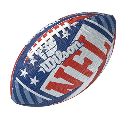 Wilson - NFL Balón de American Football Junior: Amazon.es ...