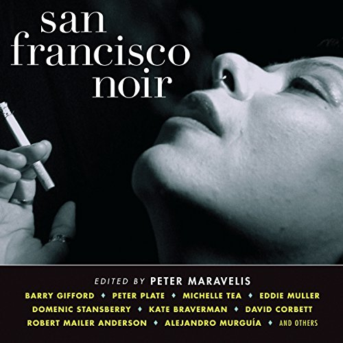 San Francisco Noir audiobook cover art