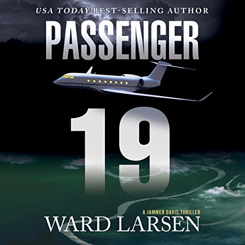 Passenger 19 audiobook cover art