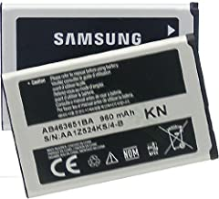 OEM Samsung AB463651BA Battery for Freeform M T189 Comeback T559 DoubleTake U450 (Certified Refurbished)