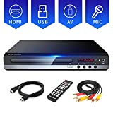 Best DVD Players - Sandoo DVD Player for TV, Multi-Format Region Free Review