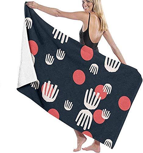 Abel Berth Cosmic Blobs von Andrea Lauren Mikrofaser Badetuch Strandtuch Quick Dry Handtuch für die Reise