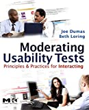 Moderating Usability Tests Cover Thumbnail