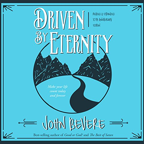 Driven by Eternity audiobook cover art