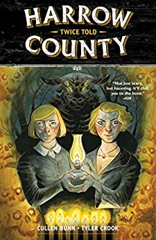 Harrow County Volume 2: Twice Told by [Cullen Bunn, Tyler Crook, Mike Allred]