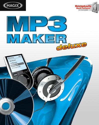 MAGIX MP3 Maker 11 deluxe
