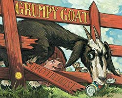 Grumpy Goat a book about frustration and disappointment