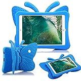 iPad Mini Case for Kids, Cute Butterfly Wing Double as