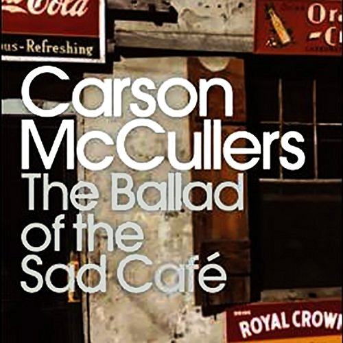 『The Ballad of the Sad Café』のカバーアート