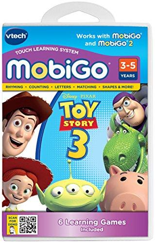 VTech - MobiGo Software - Toy Story 3 -  80-250100