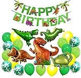 a ray of sunshine Adornos Cumpleaños Dinosaurios,Globos de Cumpleaños Dinosaurios,Happy...