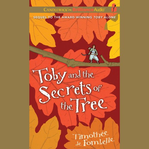 Toby and the Secrets of the Tree cover art