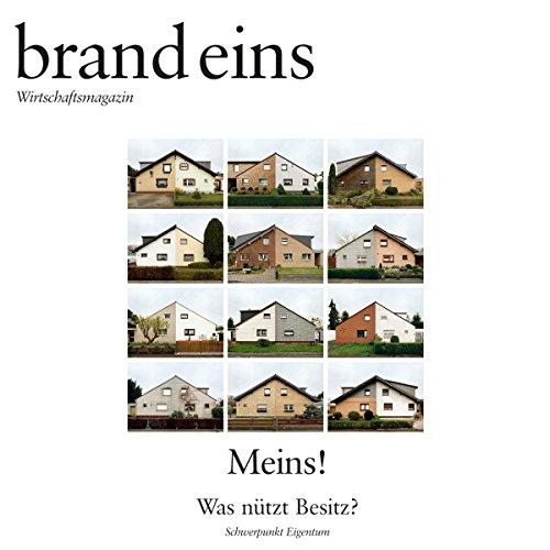 Oldies but Goldies (brand eins: Meins) audiobook cover art