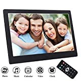 Discoball 10-Inch Digital Photo Frame