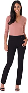 Women's Ease Into Comfort Everyday Chic Straight Pant...