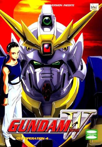 Gundam Wing - Opération 4 [Version intégrale]