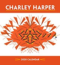2020 Wall Calendar Monthly Calendar 2020 Mini Calendar 6½ x 14 inches When Open, Gifts for Animal Lovers, Charley Harper Art