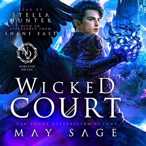 Page de couverture de Wicked Court