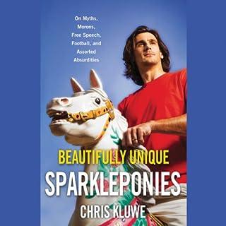 Beautifully Unique Sparkleponies audiobook cover art