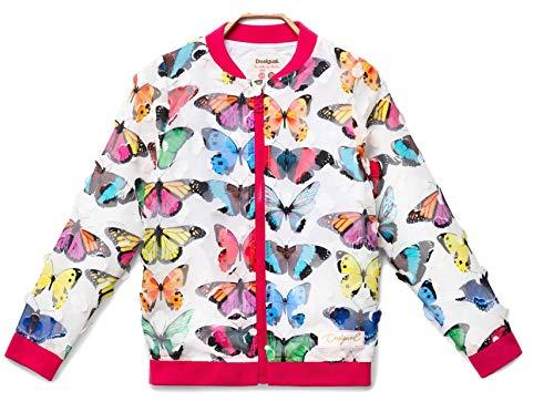 Desigual Bomberjacke MIT Schmetterlingen NACAL SKU: 19SGEW03 (7/8)