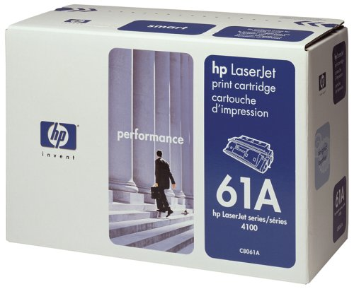 HP C8061A Toner schwarz (6.000 Seiten)
