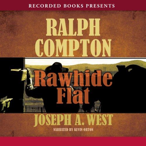 Rawhide Flat audiobook cover art
