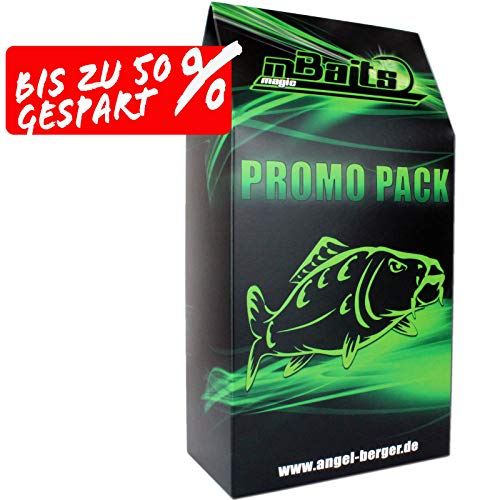 Magic Baits Promo Pack Angelzubehör Carp Tackle Karpfenzubehör