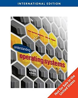 Understanding Operating Systems, International Edition