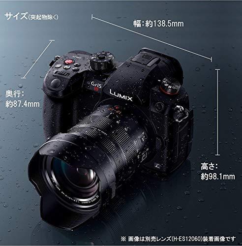 Panasonic(パナソニック)『LUMIX(DC-GH5S)』